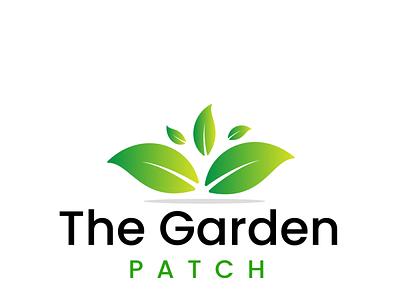 The Garden Patch Logo Design branding illustration garden logo farm logo logo design the garden patch the garden patch