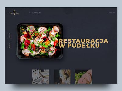 Food v1 web design ui design website web ui health food design