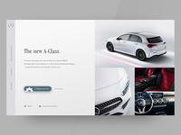 Mercdes Benz A-Class