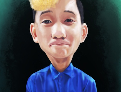 Commission Caricature