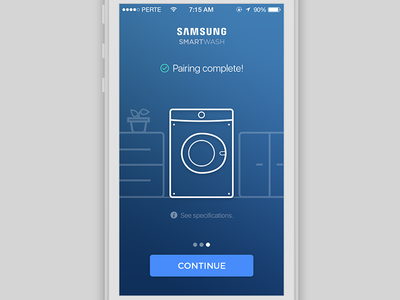 Samsung SmartWash