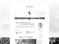 Mettu Blog