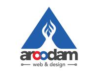 Aroodam Web & Design Logo