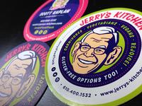Jerry's Kitchen Food Truck