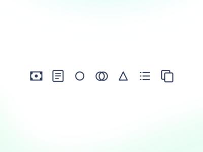 Icons ✅