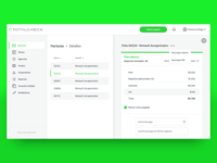 Admin Dashboard - Navigation ⚙️