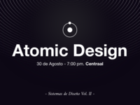 Atomic Design ⚛️- Sketch Meetup