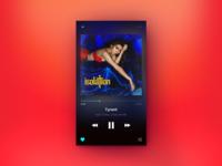Tidal — Player 💽