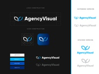 Agency Visual Logo Guide Presentation