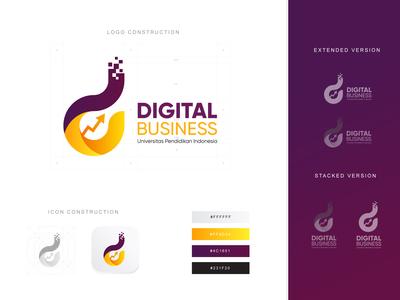 Digital Business Logo Presentation