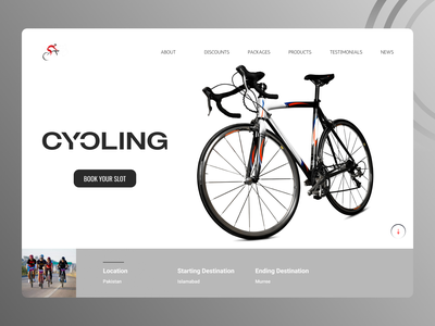 Cycle Web Design typography ux branding ui illustration dashboard design