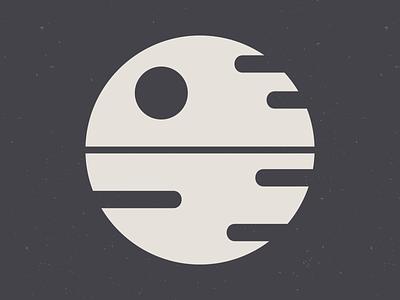 A post from a galaxy far far away.. icon deathstar starwars