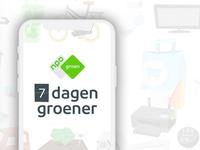 NPO Groen App Illustrations