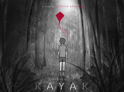 KAYAK Poster Design