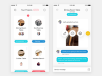 Grid + Chat