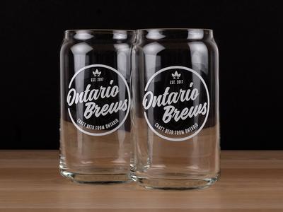 Ontario Brews Branding