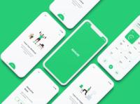 Aktiviti @app activity track mobile app mobile ui mobile app @uiux @webdesign @prototyping @uiux design @uidesign @ui @design