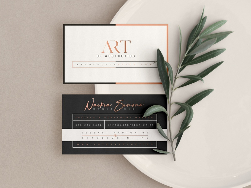 Logo - Business Card - Stationery