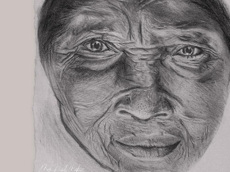 Sketch - By Mrs. Nicole Martinez