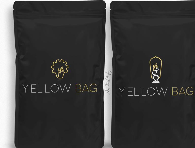Yellow Bag - Process In Design