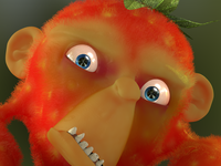 berry monkey