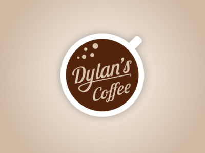 Daily  Logo Challenge: Coffee Shop