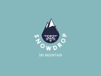 Daily Logo Challange: Ski Mountain