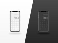 Soft UI: Calculator