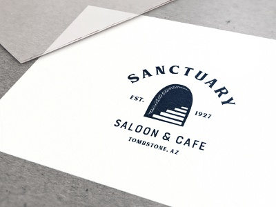Sanctuary typography graphic designer graphicdesign brand identity illustration branding design