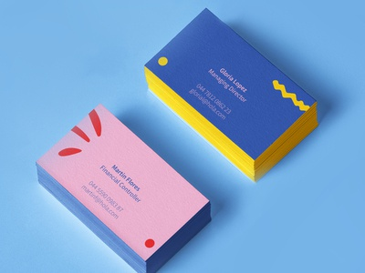 Hola! Business cards