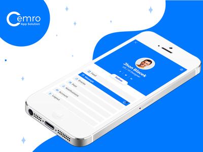 Portfolio App Design