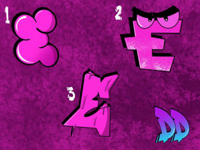 Graffiti E Designs