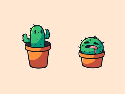 Cactus Buddies