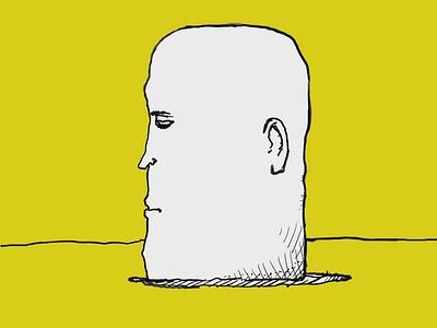 BIg Face kreator grafico kunstwerk rajz arting dibujodigital dibujo original pintura illustratrice illustree gallery artwork drawing painting illustrator illustration graphic