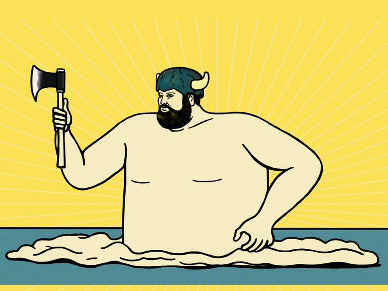 Viking graphic illustration artwork gallery desenho taide llustrazione graphique i graphicartist originalartwork illustrationwork ilustraciones illustree ilustrador ilustración designergrafico grafico