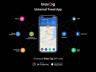 Universal Travel App - Travog