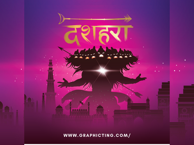Ravan Illustration poster design india icon vector logo design hand drawn branding illustration design photoshop