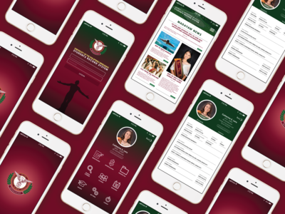 UP Mindanao Student Record System App Design