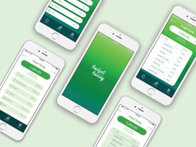 BudgetBuddy: Expense Tracker App