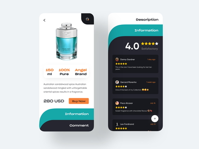 Product App Volume 2 birthday party ecommerce design brand identity android app message brand design ecommerce app app design mobie app design ios app design