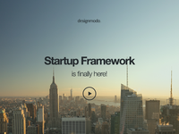 Hello Startup Framework