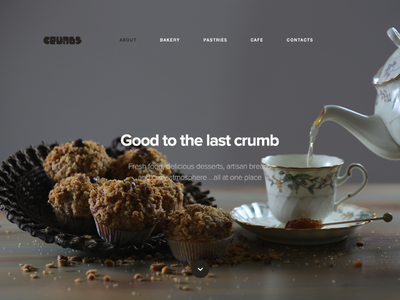 Showcase: Crumbs