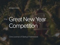 Win a License of Startup Framework
