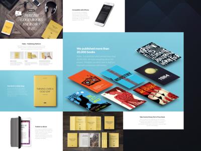 Qards Pablo Blocks qards showcase pablo publish slides blocks wordpress tool book ipad iphone grid