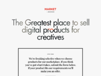 Designmodo market submit