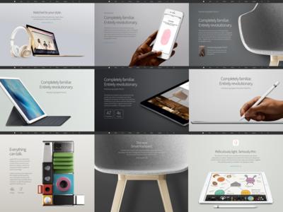 Hue: Free Promo Backdrops and Gradients hue background backdrop gradient studio apple sketch free freebie