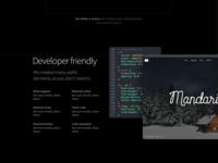 New Slides v3: Developer friendly