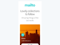 Collections responsive