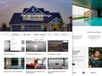 Website for a broker