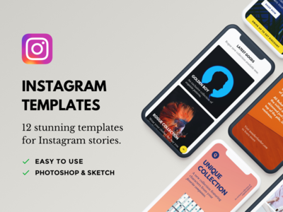 Rogue — Instagram Story Template